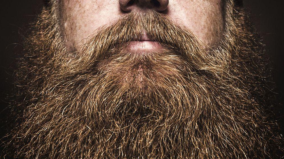 Foto: Este hombre no se ha afeitado nunca, por si las moscas (iStock)
