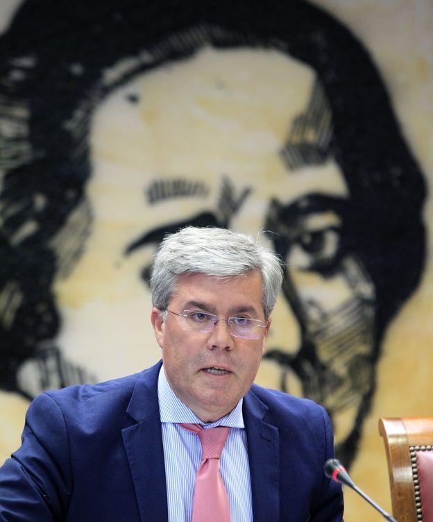 Foto: El secretario de Estado de Hacienda, José Enrique Fernández de Moya. (EFE)