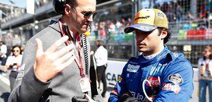 Post de La sorpresa en McLaren por la velocidad y conocimientos de Carlos Sainz