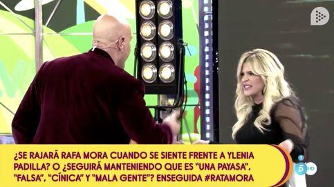'Sálvame': Ylenia y Kiko Matamoros llegan a las manos y Paz Padilla corta la emisión