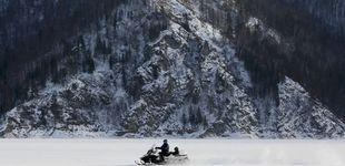 Post de El frío en EEUU lleva a los farmacéuticos a repartir en motos de nieve