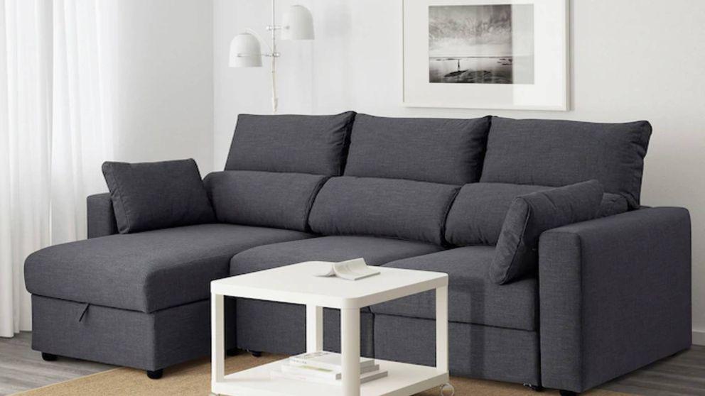 Si buscas sofá en Ikea, este modelo tiene descuento: nos encanta con estos cojines extra