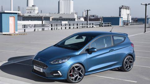 Ford Fiesta ST, altas prestaciones con un motor de 3 cilindros