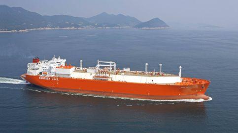 La ITV de Iberica Knutsen: la puesta a punto de un gasero de 75.000 toneladas