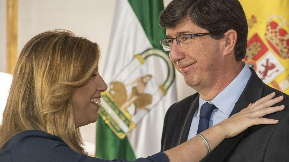 Cs anuncia unas primarias exprés en Andalucía: habrá adelanto electoral