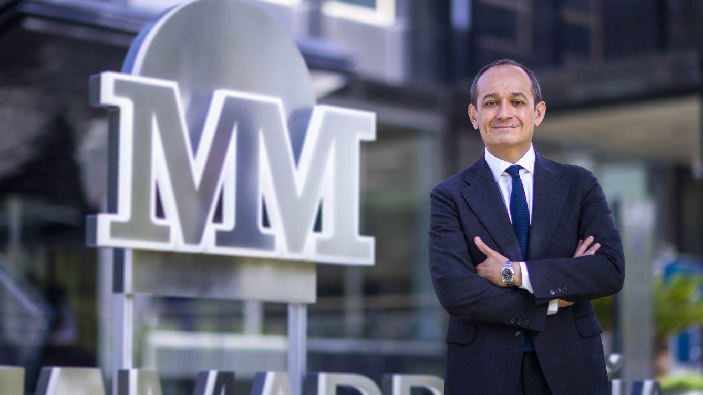 Mutua incorpora a Rodrigo Achirica como director general de Mutuamad Inversiones