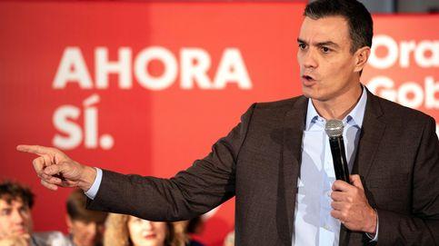 Sánchez promete no pactar con el PP y reta a Iglesias a aclarar si le bloqueará otra vez