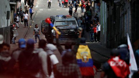 España transmite su máximo apoyo al presidente de Ecuador ante las protestas