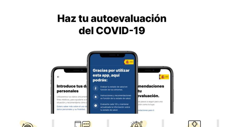 Portada de coronavirus.es