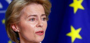 Post de Ursula von der Leyen, la presidenta europea que no emociona en Alemania