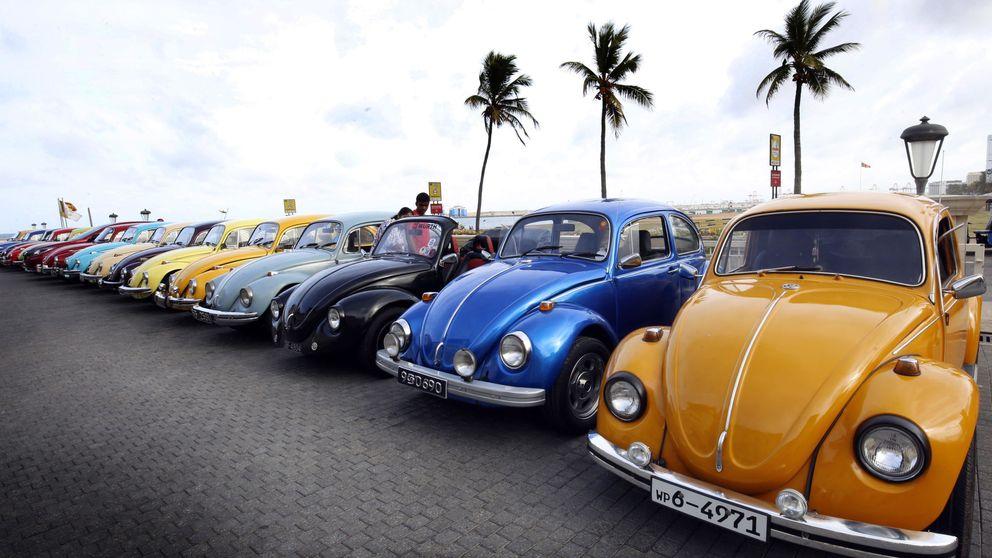Adiós al Beetle: Volkswagen dejará de fabricar el mítico 'escarabajo'