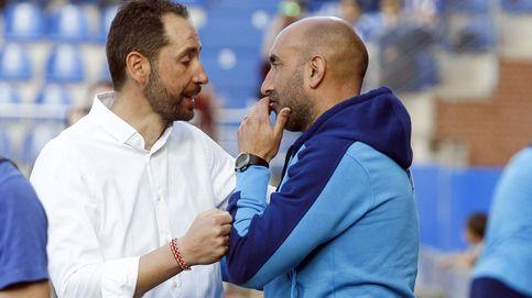 Abelardo regresa al banquillo del Deportivo Alavés tras la destitución de Pablo Machín