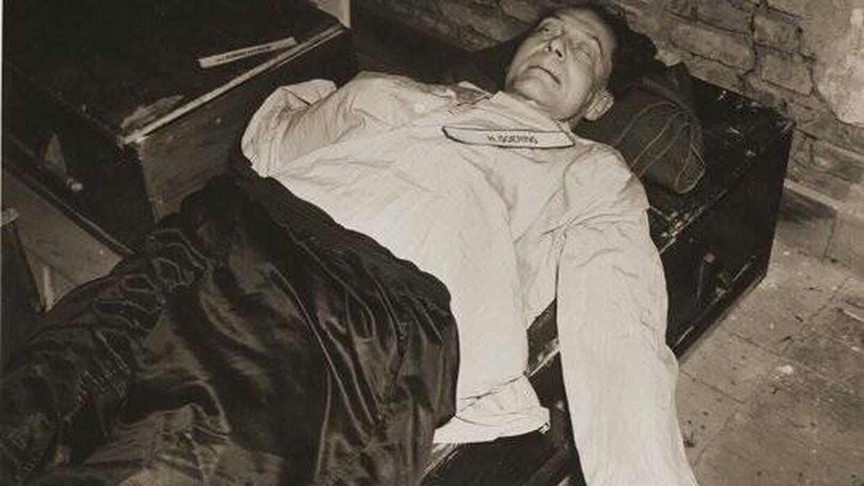 El cadáver de Goering