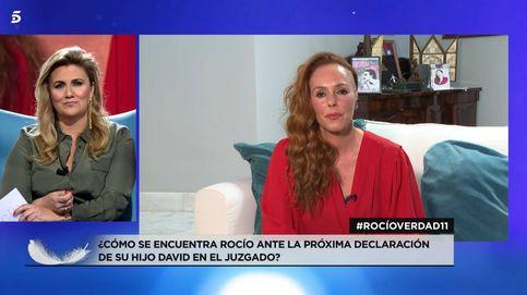 La pregunta de Carlota Corredera que Rocío Carrasco se negó a contestar