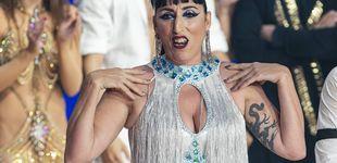Post de Rossy de Palma, indignada tras ser expulsada de 'Bailando con las estrellas'