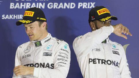 ¿Tiene Rosberg que dar un puñetazo para espantar a Hamilton?