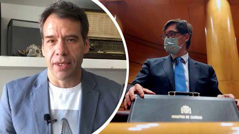 La imagen de la semana | Salvador Illa, el ministro maravilla