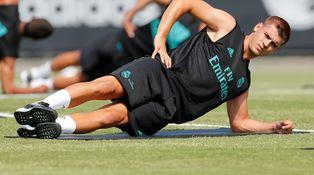 Lo que pierde el Madrid sin Morata y por qué necesita a otro '9' que no sea Mbappé