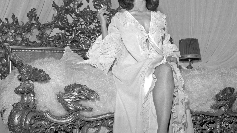 Raffaella Carrà, en 1969. (Cordon Press)