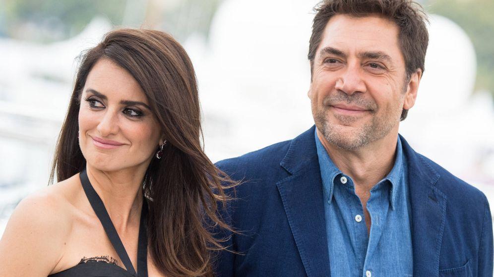 Foto: Bardem y Cruz en el pasado festival de Cannes. (Getty)