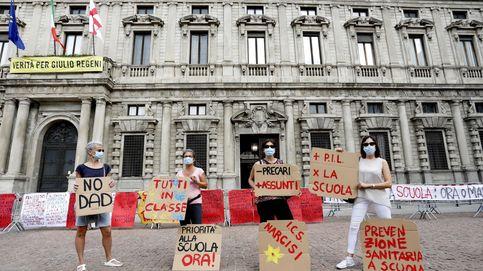 El milagro de los panes y los peces en la escuela italiana: ¿2,5 M de pupitres en 1 mes?