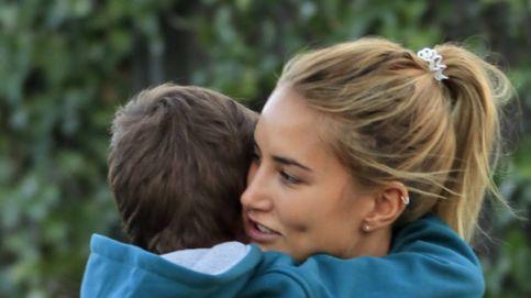 Las lágrimas del hijo de Alba Carrillo y otras anécdotas de la 'vuelta al cole'