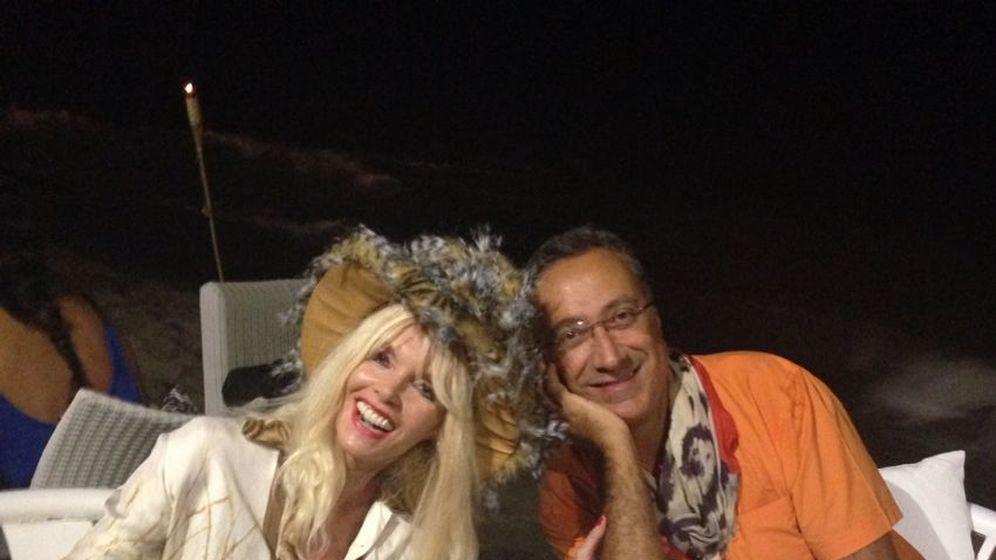 Foto: Gunilla von Bismarck es uno de los rostros de la 'belle époque' de Marbella (EC)