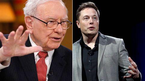 El zasca de Buffett a Musk: He oído que necesita levantar más capital