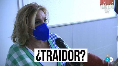 Carmen Borrego abandona el plató de 'Viva la vida' tras graves insinuaciones: Ni una más