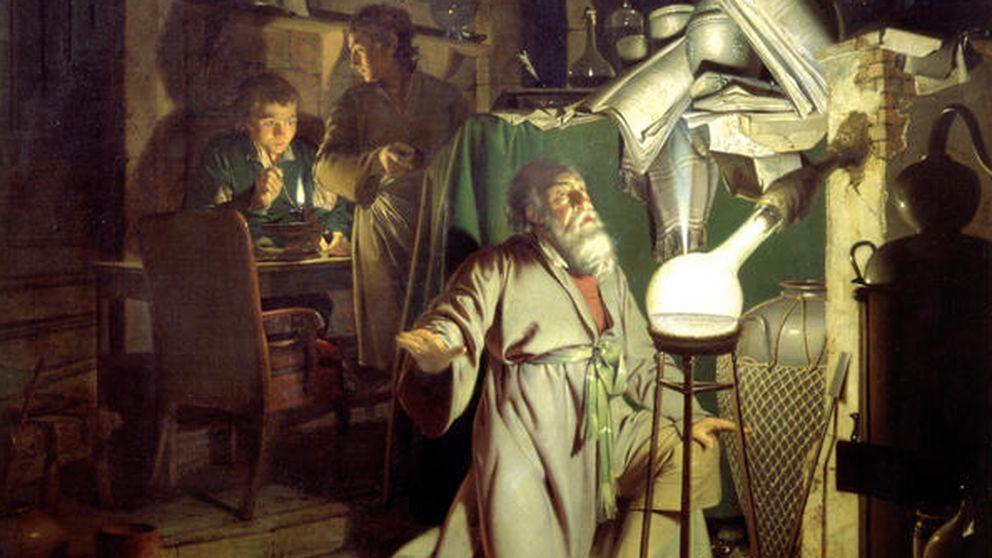 La piedra filosofal de Isaac Newton: esta es su receta para la inmortalidad
