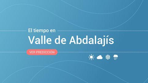 El tiempo en Valle de Abdalajís para hoy: alerta amarilla por fenómenos costeros