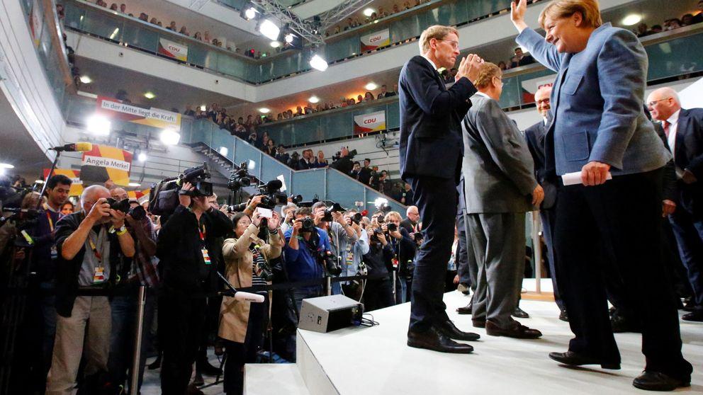 Alemania llega a un cruce y el peligro viene por la derecha