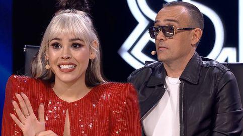 Hay unos turnos…: Risto Mejide sermonea a Danna Paola en 'Top Star'