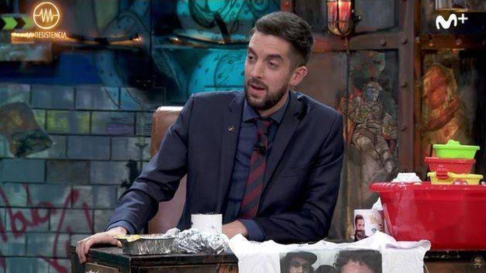 Broncano detalla en 'La Resistencia' por qué le multaron con 3.000 euros