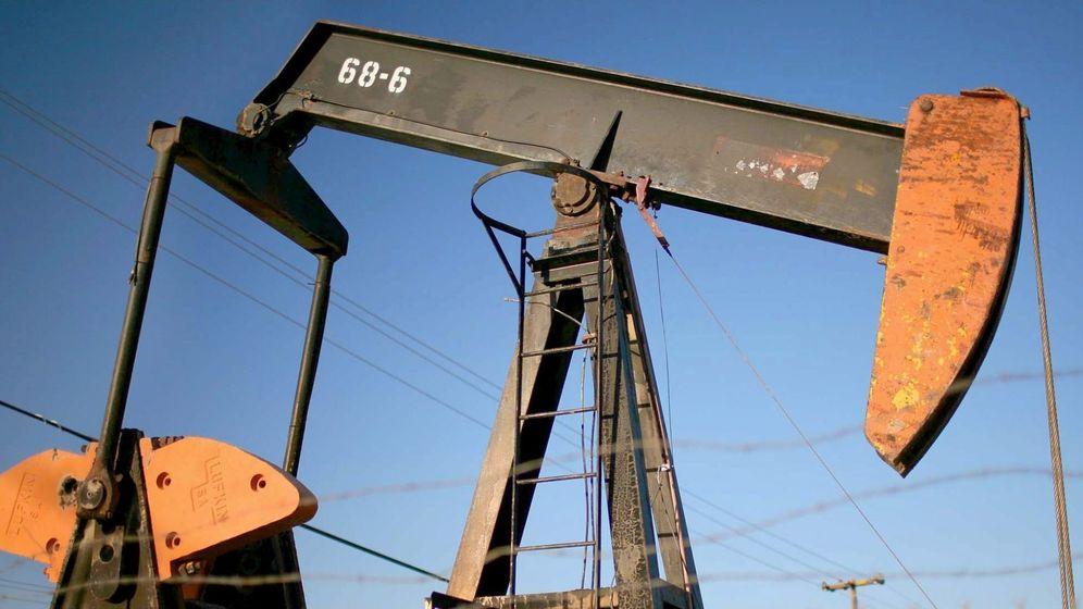Foto: Grúa petróleo. (EFE)