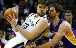 Los Gasol, esperanzas españolas en una NBA que mira a China