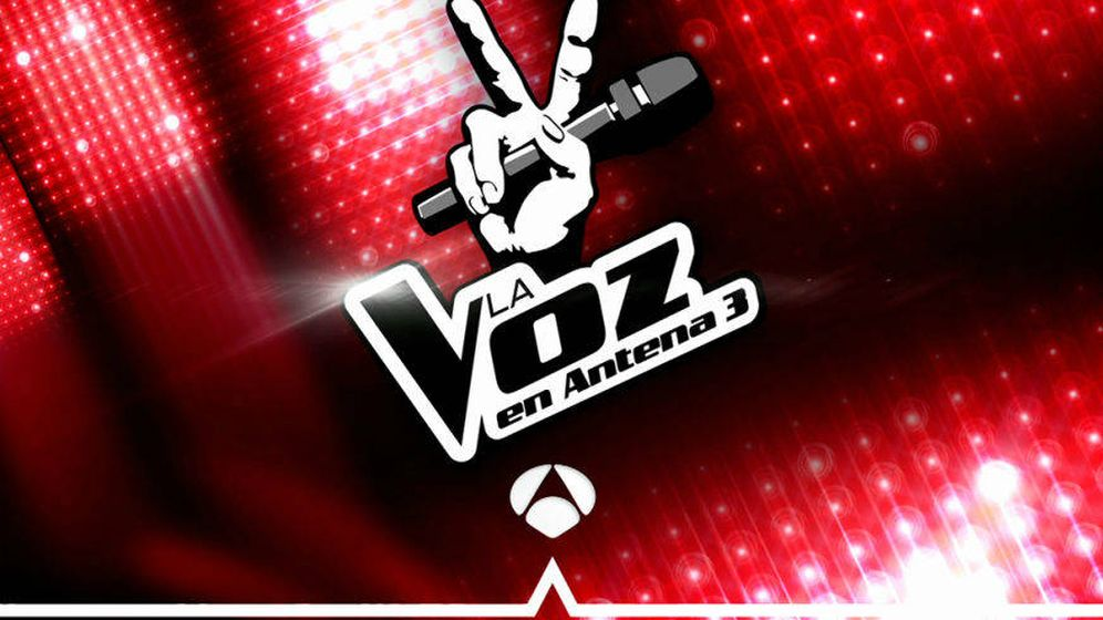 Foto: Antena 3 ya anuncia 'La Voz'.
