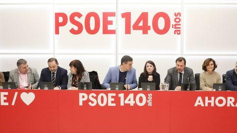 Sánchez refuerza la cúpula del PSOE con cuatro ministros y premia a Cerdán