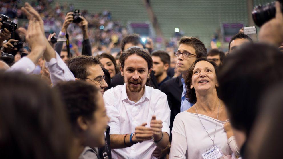 Los santuarios del PSOE, lugares de peregrinaje para Podemos