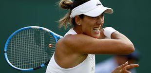 Post de Garbiñe Muguruza se cansa y dice basta: un mes sin jugar tras caer en Wimbledon