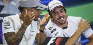 Post de Alonso se relame ante los avances de McLaren: