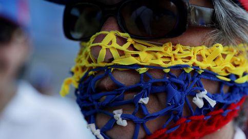 La oposición venezolana inunda las calles de Caracas