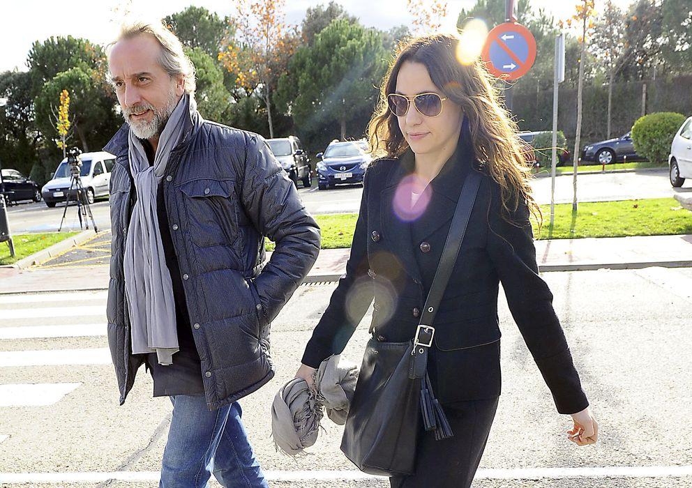 Foto: Natalia Verbeke y Gonzalo de Castro en 2012 (Gtres)