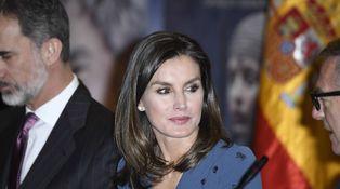 La semana de la reina Letizia: inicio brusco, nudo aburrido y final relajado