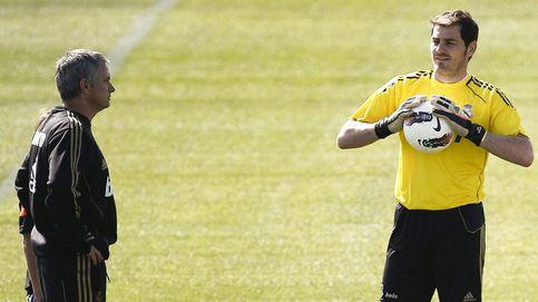 La inspiración de Iker para batir al Chelsea es un himno de Mourinho