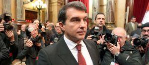 Las causas judiciales de Laporta inquietan a la dirección de ERC
