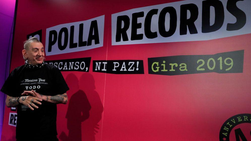Foto: La Polla Records: nunca el punk nacional fue tan caro. (EFE)