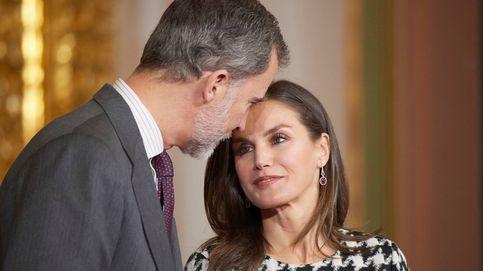 Don Felipe y doña Letizia despejan su agenda el día de su 15 aniversario de boda