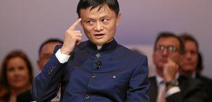 Post de Jack Ma: