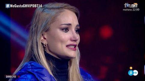 Jordi González trata de tapar la confesión de Alba: Tuve depresión en 'GH VIP 7